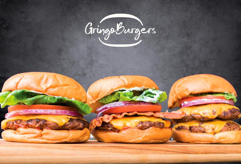 Logo Gringo Burger