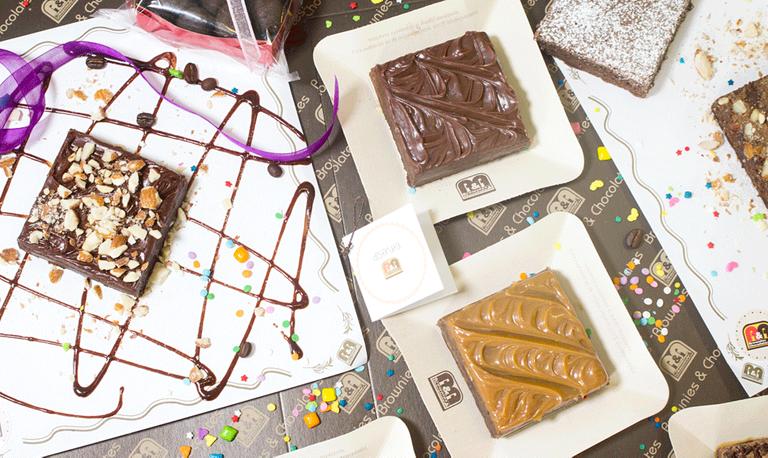 Logo A & A Brownies & Chocolates