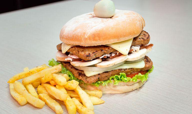 Logo Pipes Burger