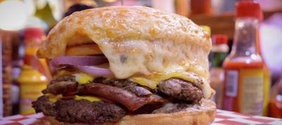 Logo Gratin Burger