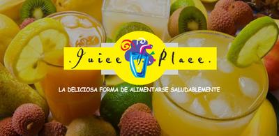 Logo Juice Place