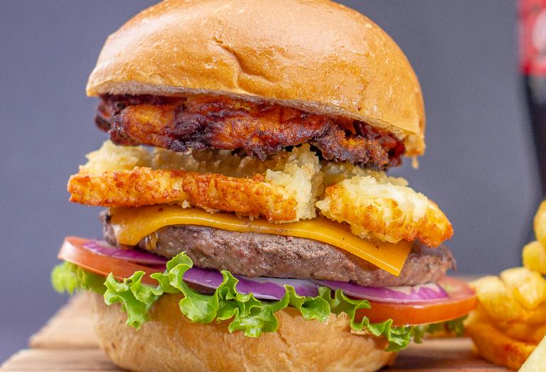 Logo My Burger