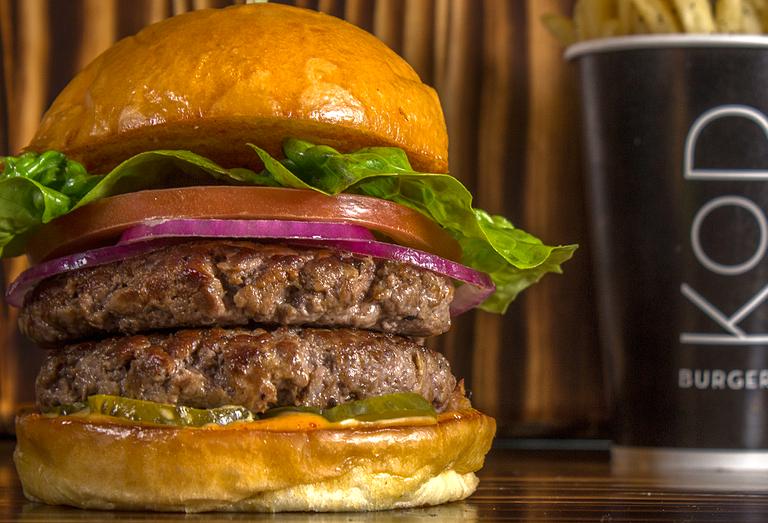Logo KOD Burger