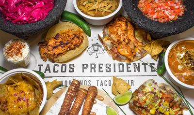 Logo Tacos Presidente