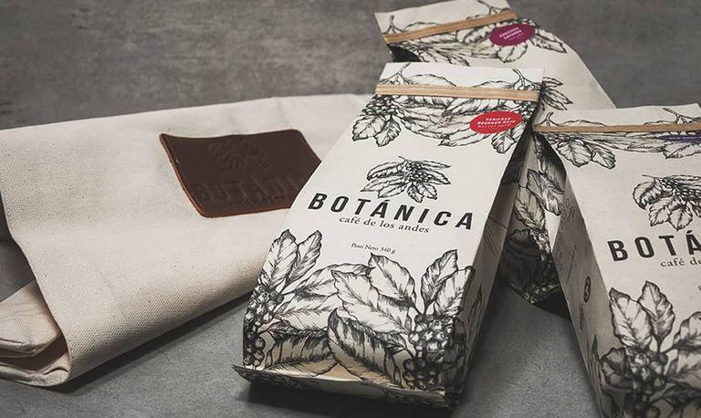 Logo Café Botánica