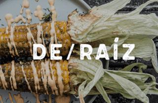 Logo De Raíz - Saludable