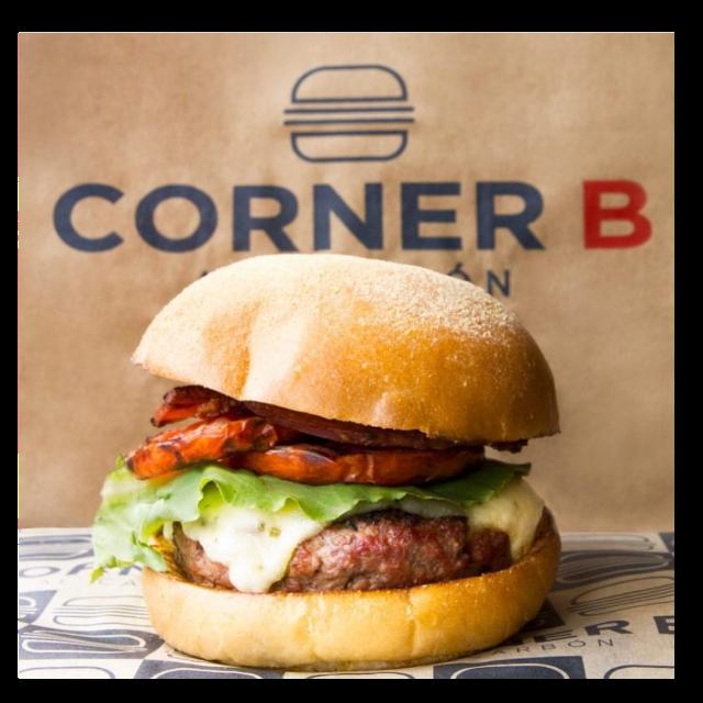 Logo Corner B