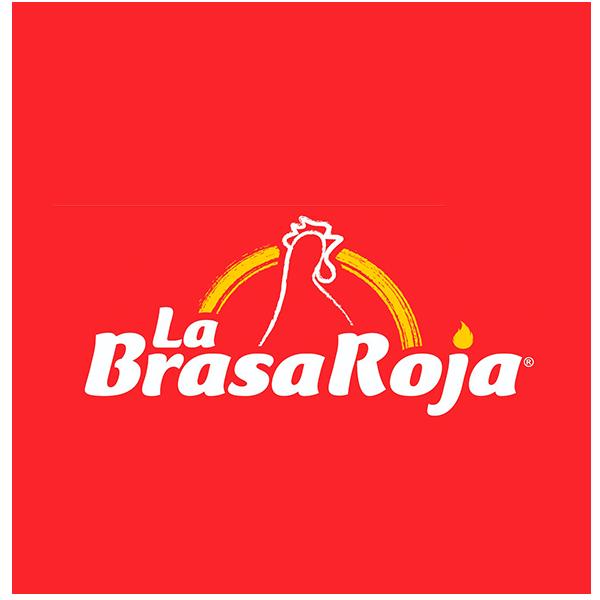 Logo La Brasa Roja