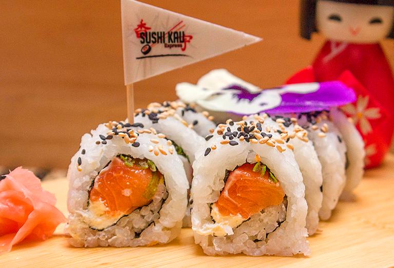 Logo Sushi Kau