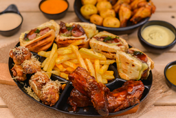 Ribs and Wings WT