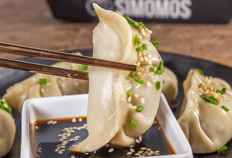 Logo Simomos Dumplings