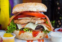 Bizzarro's Burger