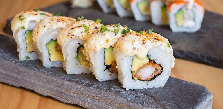 Logo Toshiro - Sushi