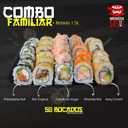 Bendito Sushi BQ