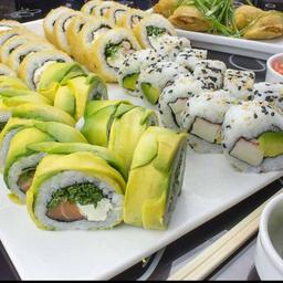 Hashiru Sushi Wok