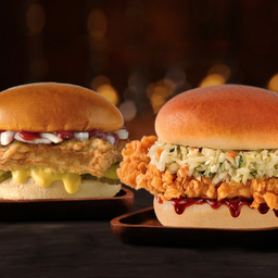 Sándwiches KFC