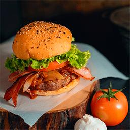 Alheña Artisan Burger