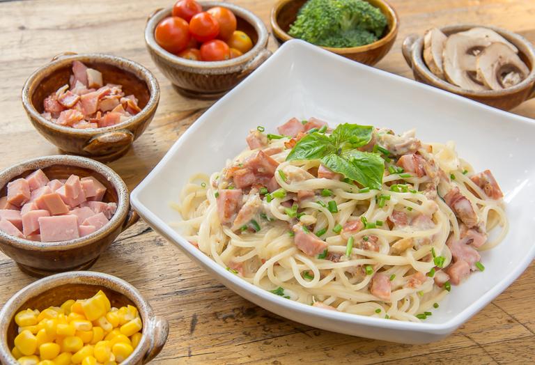 Logo Pastissima Italian Food