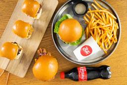 Bite Sliders Burgers