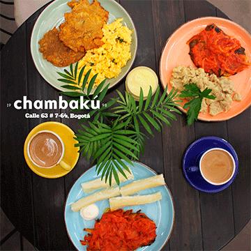 Logo Chambakú.