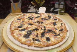 Pizza Artesanal Lepané