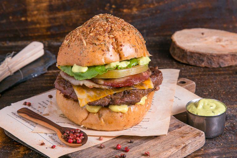 Logo Angus Burger