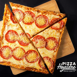 Pizza Hojaldre