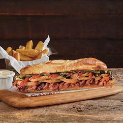 Sandwich Leños & Carbon