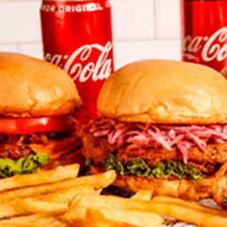 Candelaria Burger