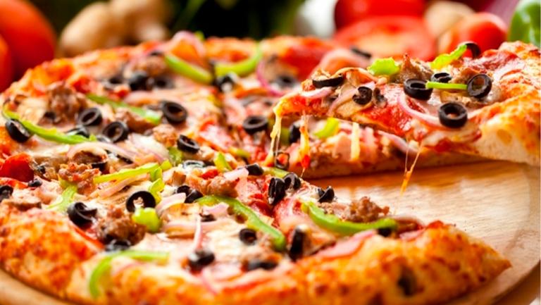 Logo El Fuerte de la Pizza Mr