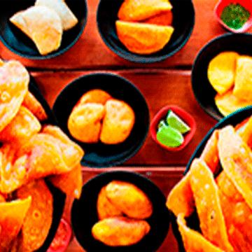 Logo Empanaditas de Pipian - Empanadas