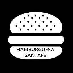 Hamburguesa Santafé