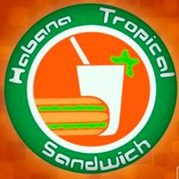 Habana Tropical Sándwich