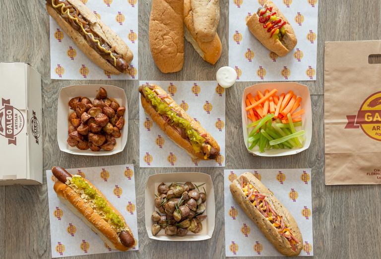 Logo Galgo Hot dogs