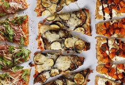 Italian Knead Flat Breads