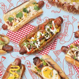Hot Dog Parade