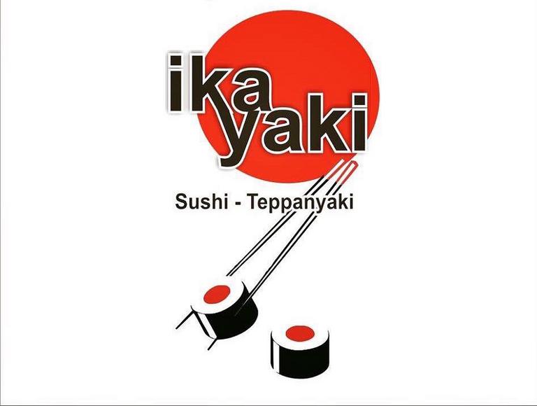 Logo Ikayaki Sushi