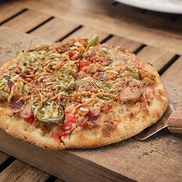 Logo Karen´s Pizza