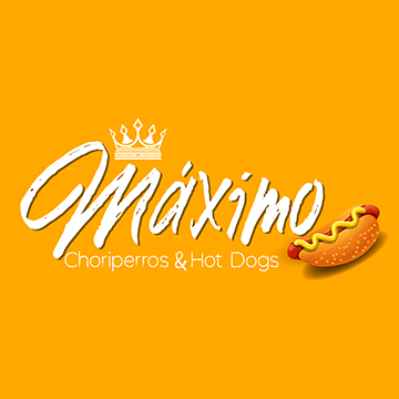 Logo Maximo Hot Dogs