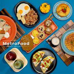 Metro Food Brunch and Lunch