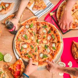 Pizza Milano.