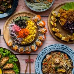 Nikkei Sushi Bowls Wok