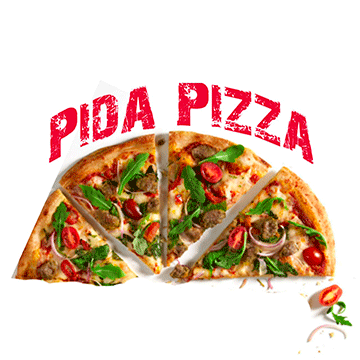 Logo Pida Pizza