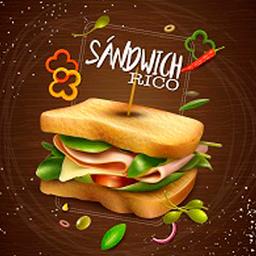 Sándwich Rico