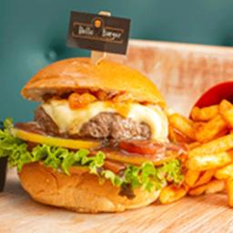 Hello Burger Casa Hamburguesera