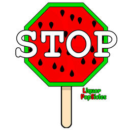 Stop Liquor Popsicles
