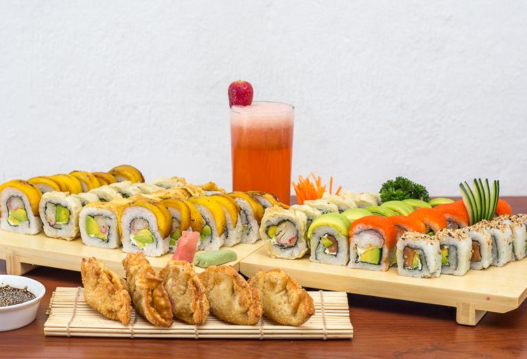 Logo Sushi Promociones
