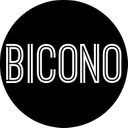 Bicono background