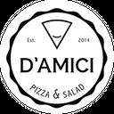 DAMICI - Pizzas background