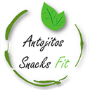 Antojitos Snacks Fit background
